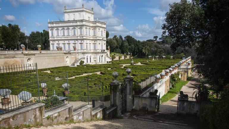 Il Giardino dei Giusti a Villa Pamphilj