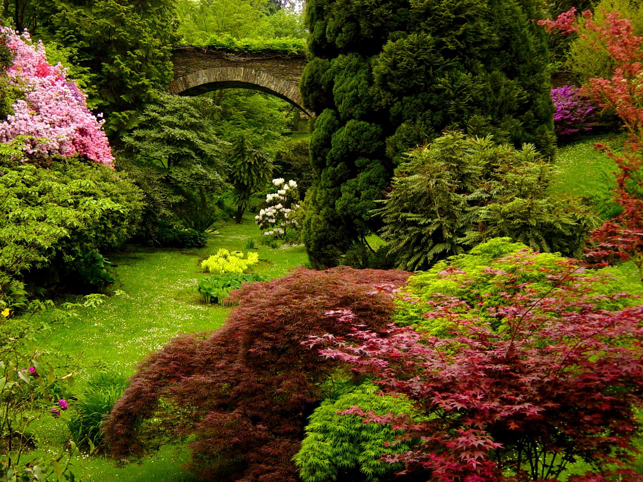 Ente giardini botanici Villa Taranto – Lago Maggiore