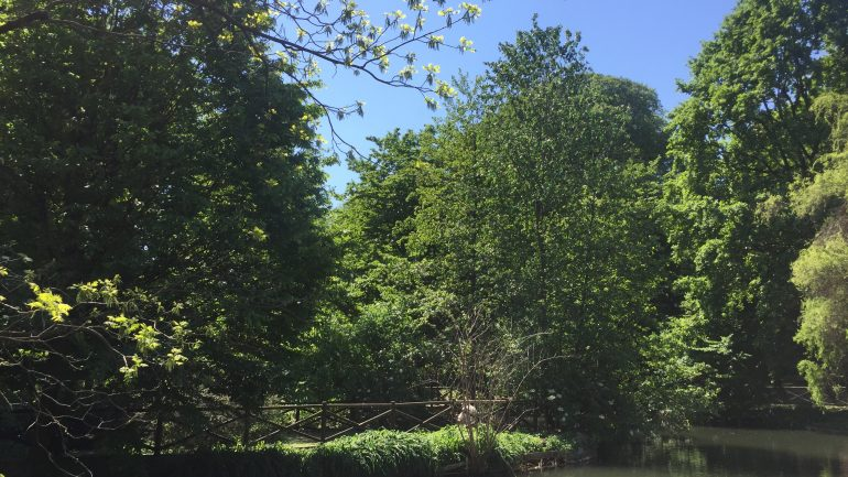 Il Giardino di Villa Reale a Milano