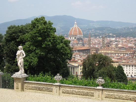 Il restauro del Giardino di Boboli
