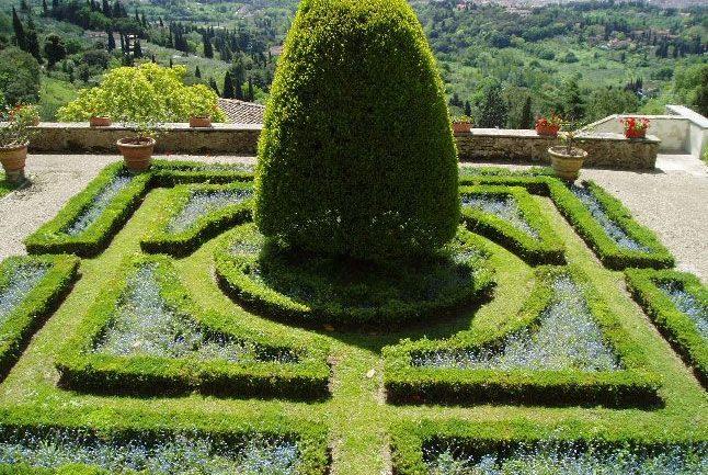 Andar per giardini: Firenze e dintorni