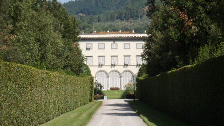 Andar per giardini: la Lucchesia, camelie e non solo