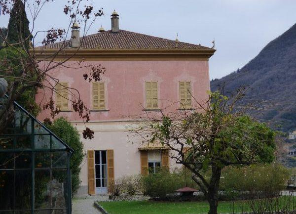 Villa Pizzo: un gioiello sul lago