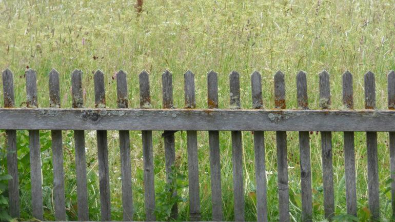 Steccati e staccionate