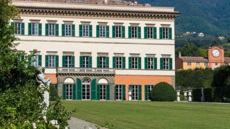 Giardini da visitare:  Villa Marlia